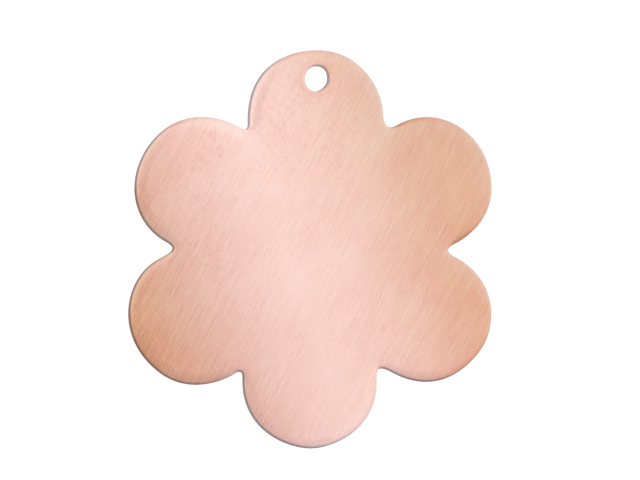 Copper Blanks Daisy Pack of 6 24mm X 0.9mm