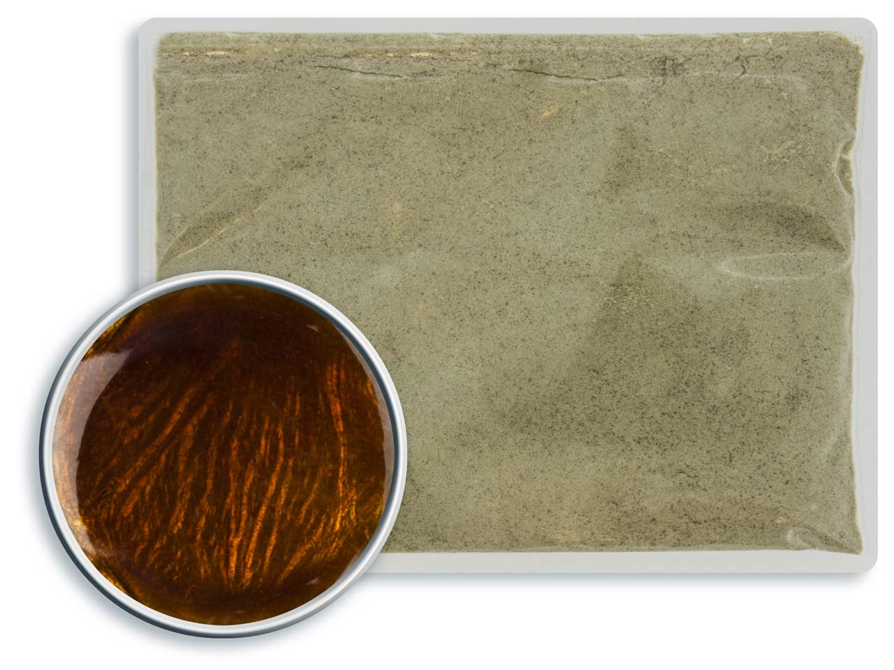 Leadfree Transparent Enamel Copper Brown,425, 25gm