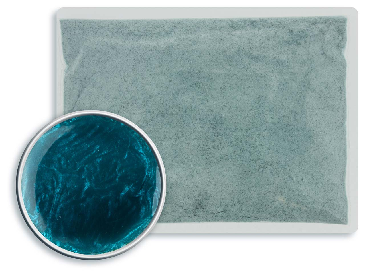 Leadfree Transparent Enamel        Turquoise, 431, 25gm