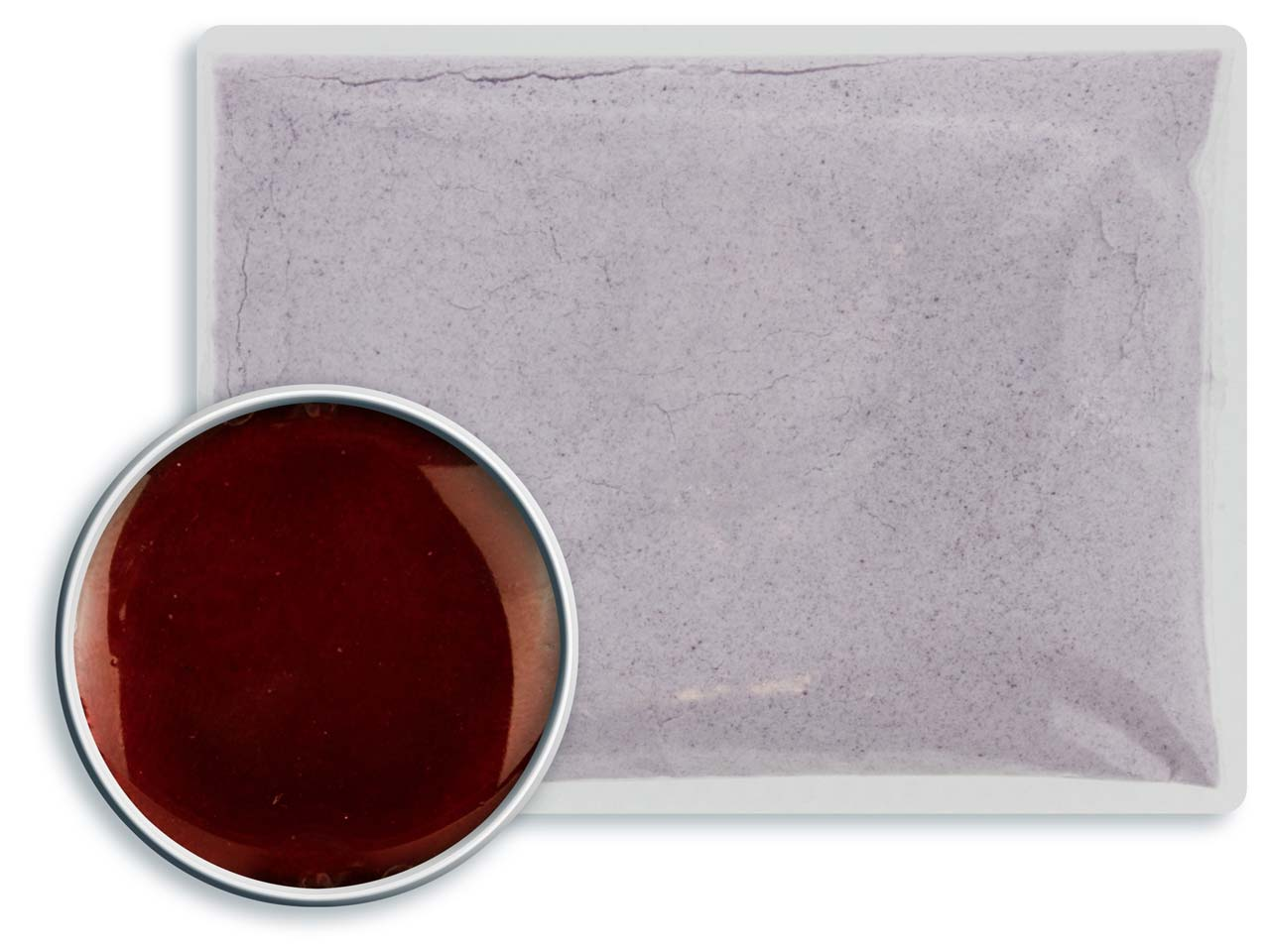 Leadfree Transparent Enamel Ruby,  467, 25gm