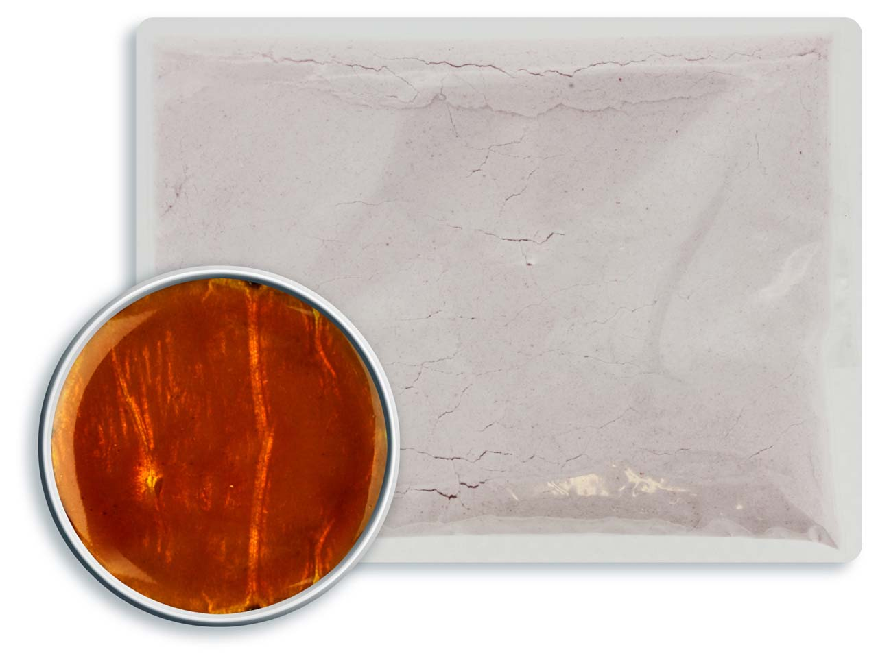 Leadfree Transparent Enamel Orange, 468, 25gm