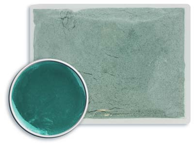 Leadfree Transparent Enamel Bronze Green 492 25gm