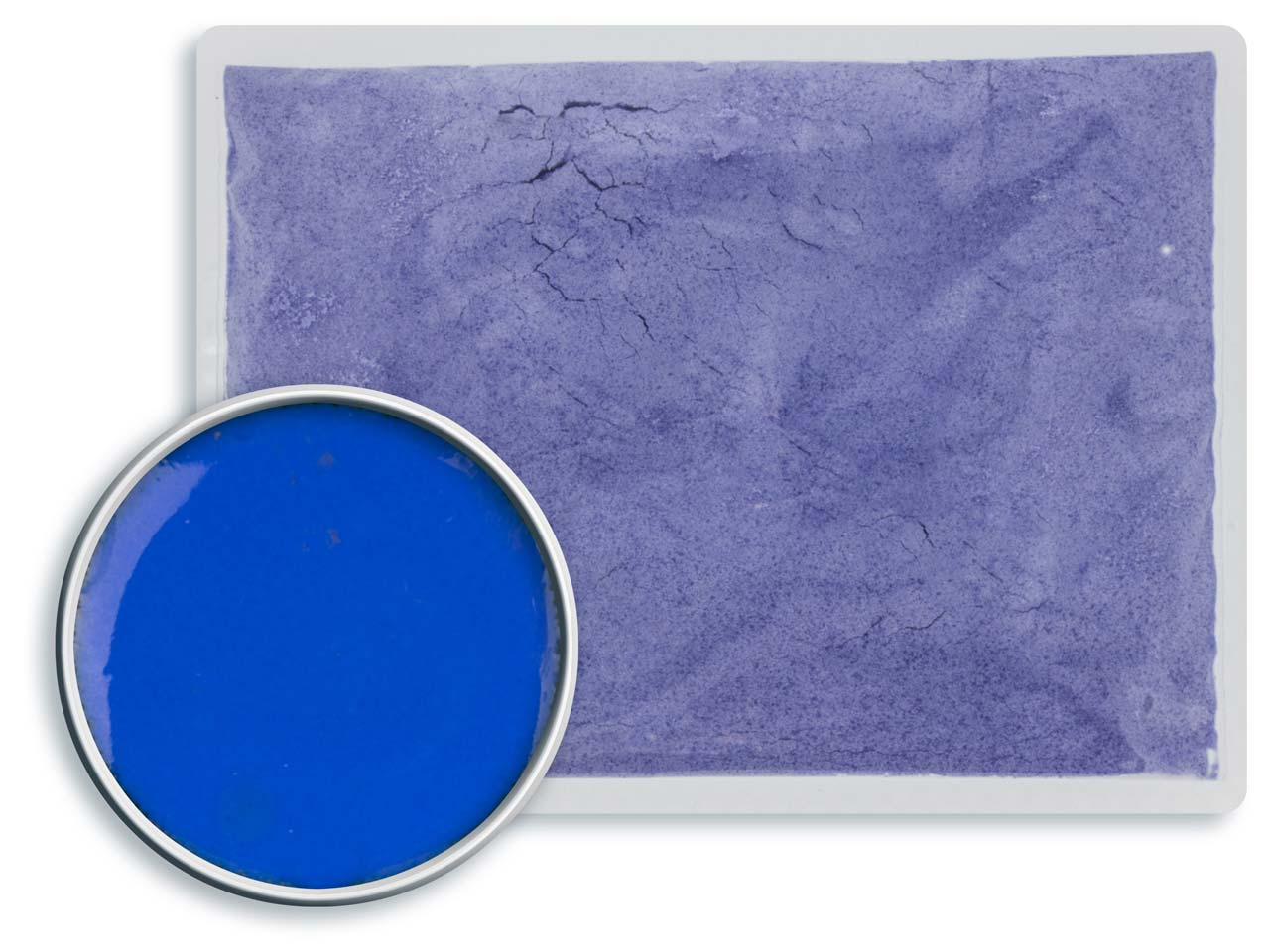 Leadfree Opaque Enamel Lapis Blue, 667, 25gm