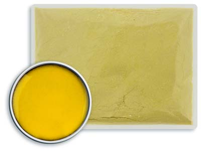 Leadfree Opaque Enamel Yellow, 670, 25gm