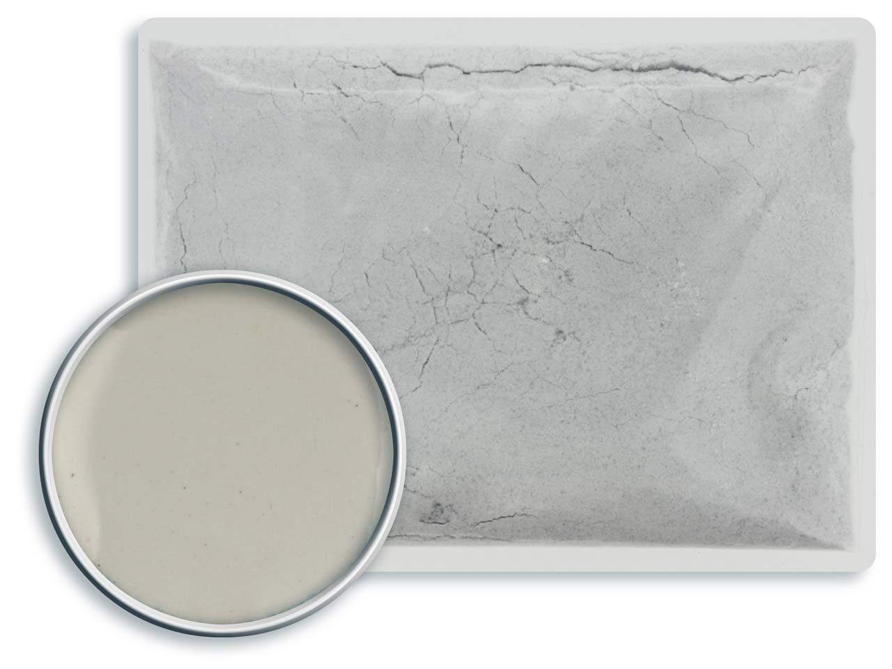 Leadfree Opaque Enamel Grey, 693,  25gm