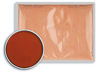 Leadfree Opaque Enamel Orange 676  25g