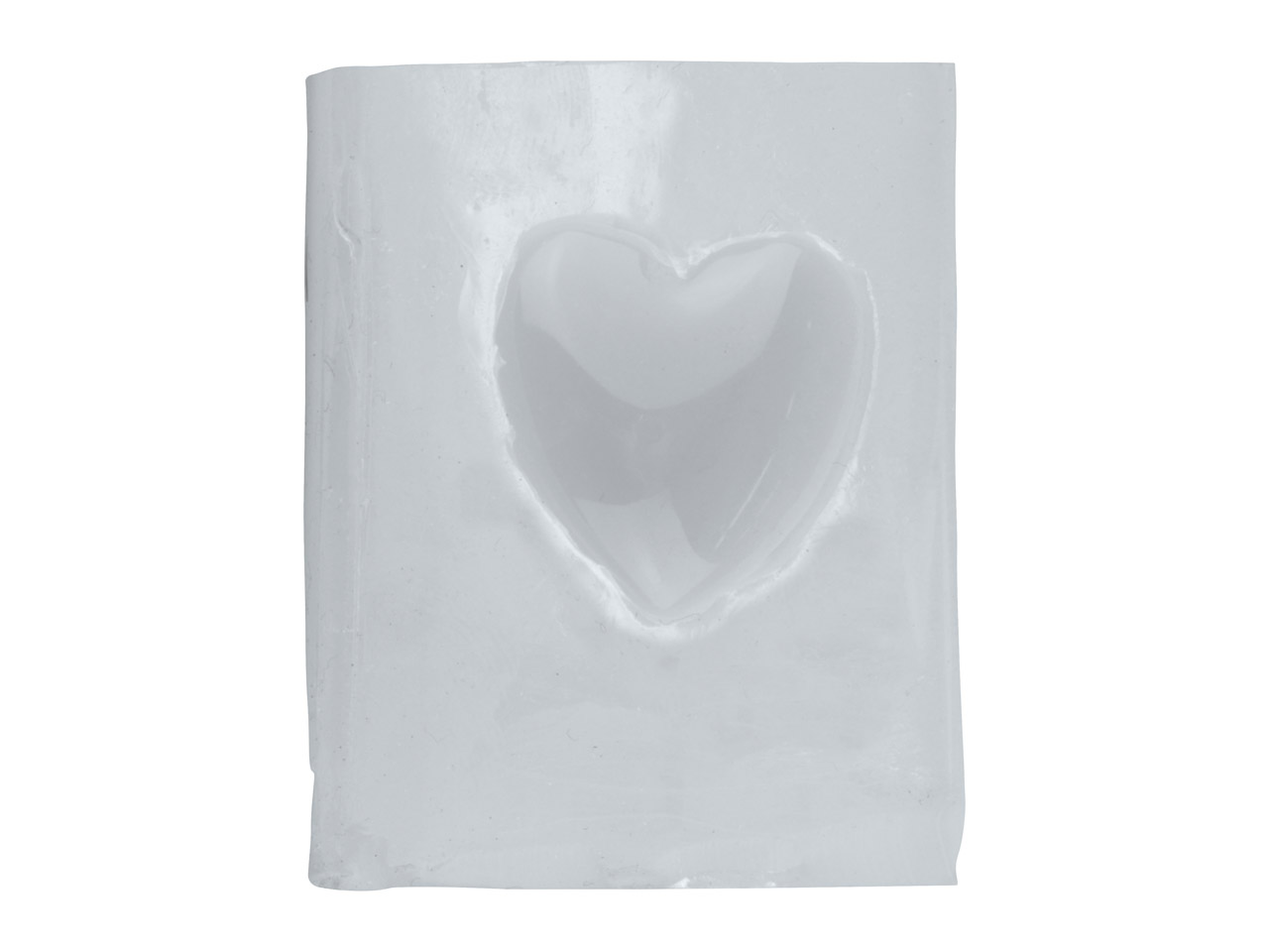 Silicone Heart Shaped Cabochon     Mould For Resin Casting