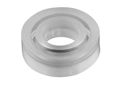 Silicone Plain Ring Mould For Resin Casting, Size S