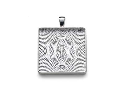 Silver-Plated-Pendant-Bezel-Square-Large
