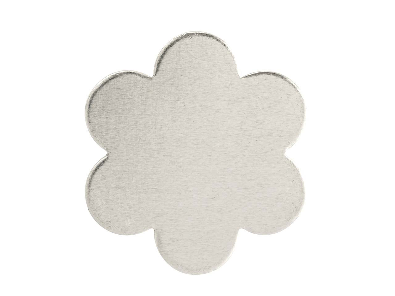 Impressart Aluminium Blanks Daisy  25.4mm X 0.8mm, Pack of 16