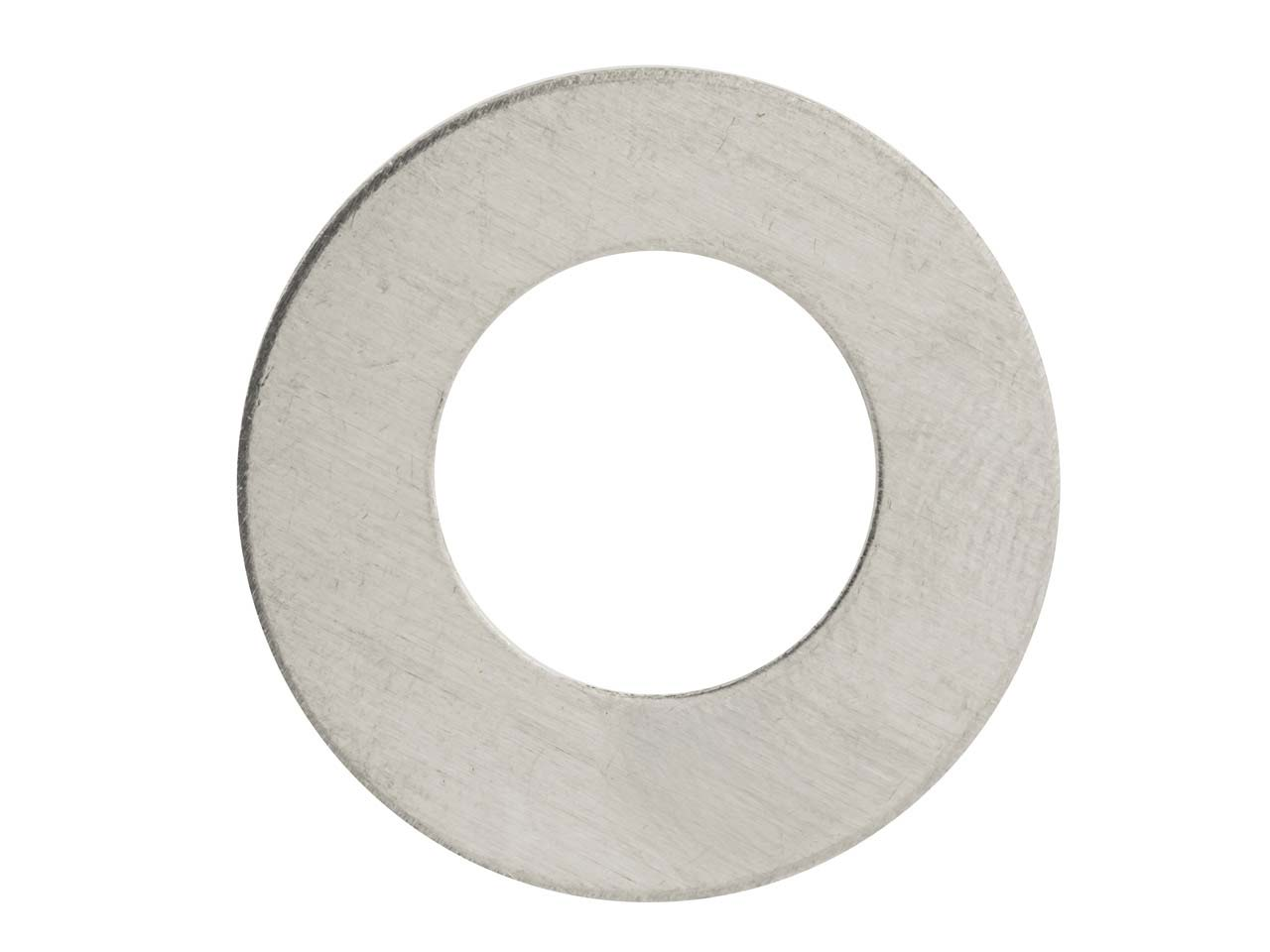 Impressart Aluminium Blanks Round  Washer 25.4mm X 0.8mm, Pack of 14