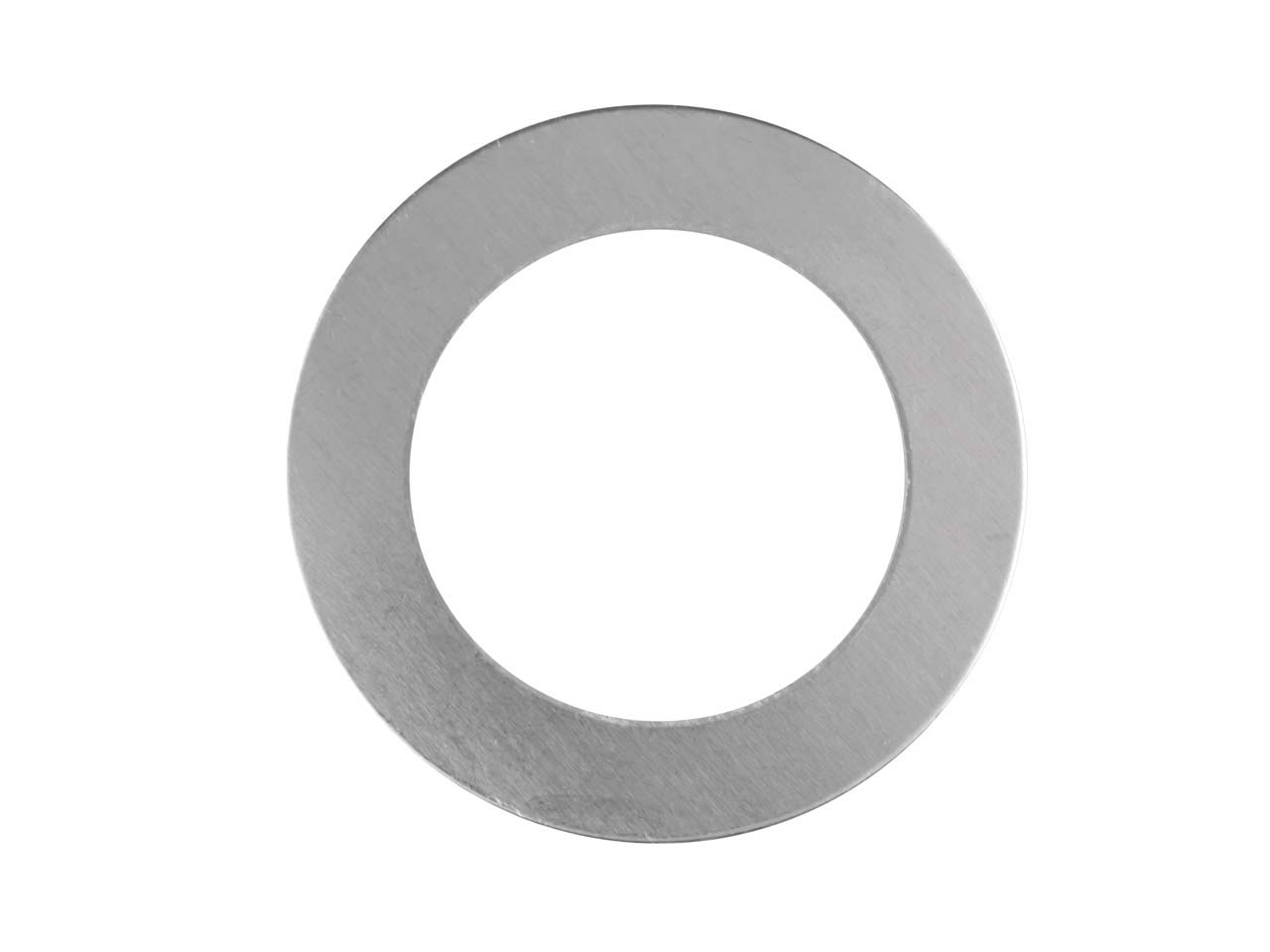 Impressart Aluminium Blanks Large  Washer 38mm X 0.8mm, Pack of 7