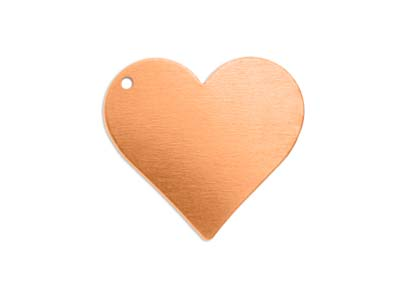 Impressart-Copper-Heart-19mm-------St...