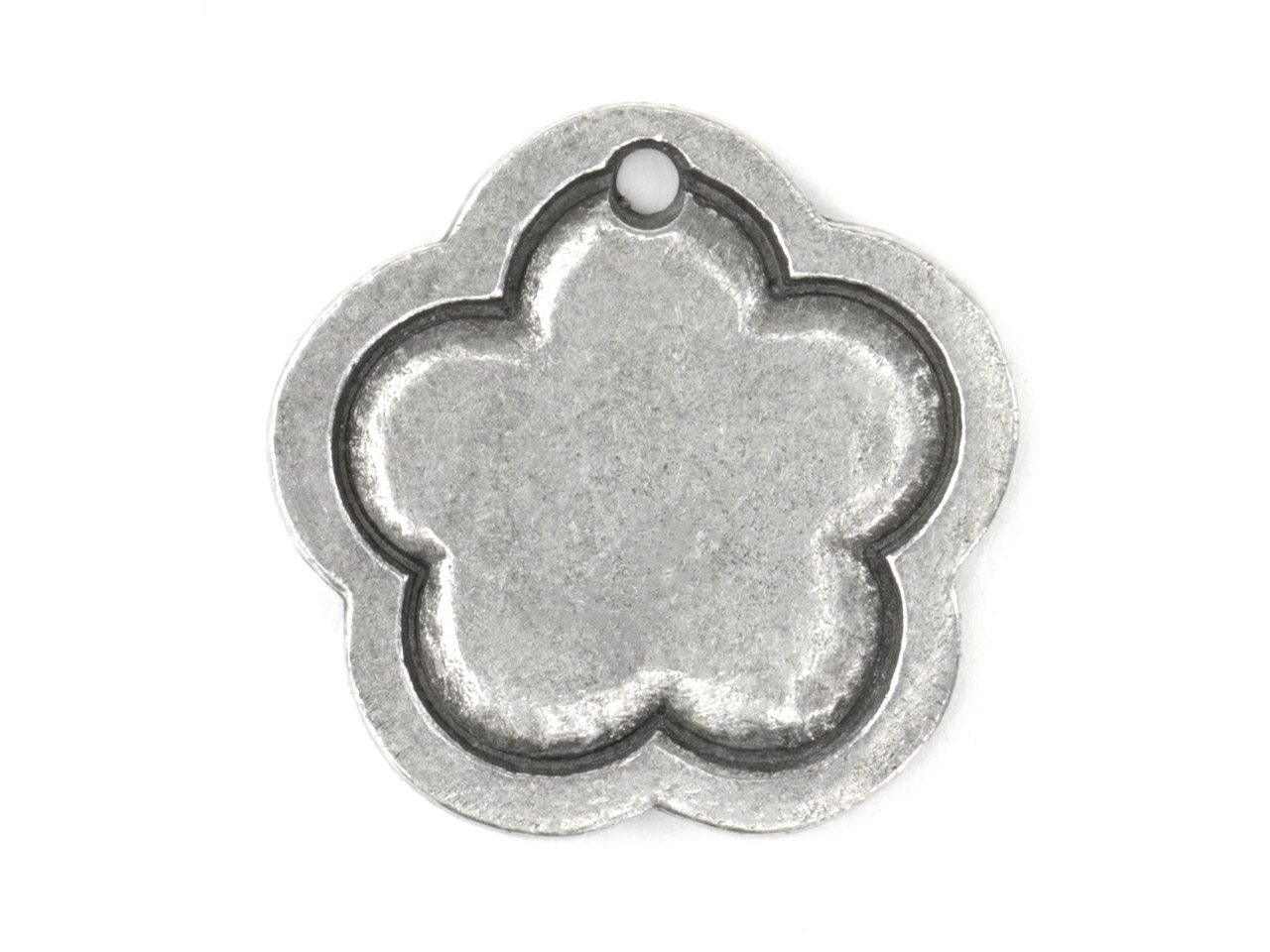 Impressart Pewter Flower Border    23.8x1.3mm Stamping Blank
