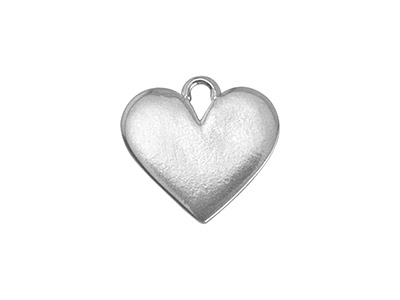 ImpressArt Heart Shaped Pewter Blanks