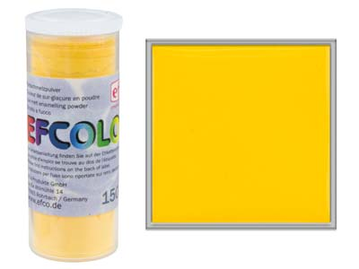 Efcolor Enamel Gold 10ml