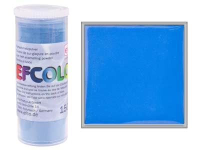 Efcolor Enamel Light Blue 10ml