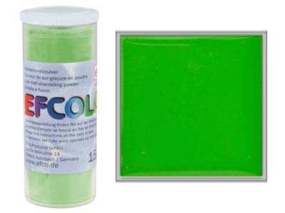 Efcolor Enamel Light Green 10ml