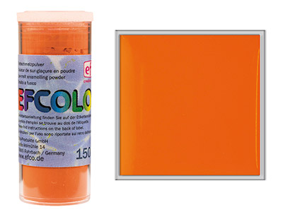 Efcolor Enamel Orange 10ml