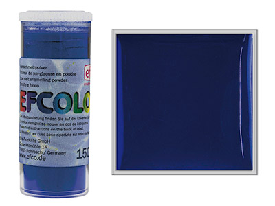 Efcolor Enamel Dark Blue 10ml