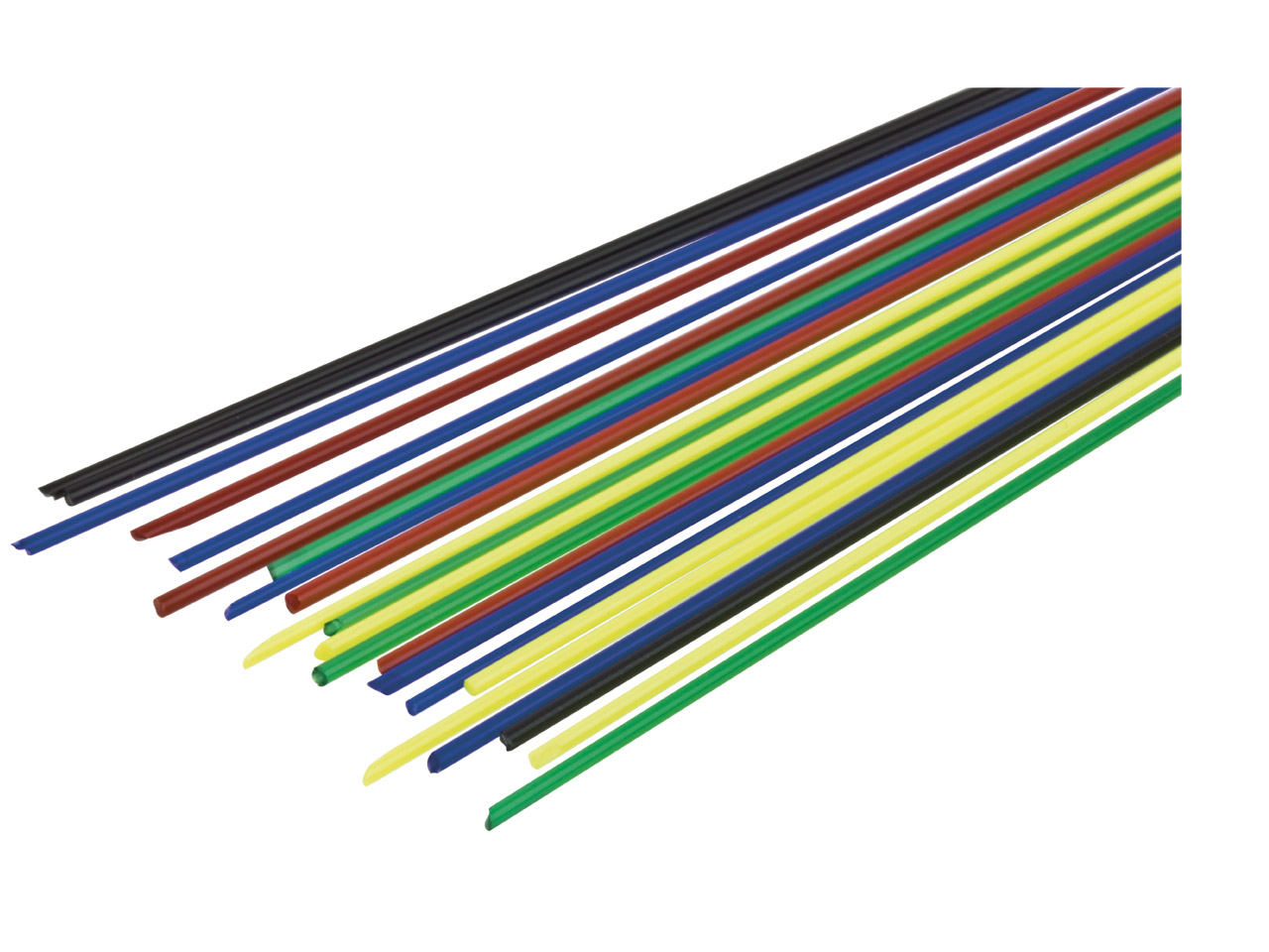 Enamel Threads 150-170mm 10g       Assorted Colours