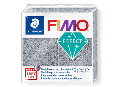 Fimo Effect Granite 57g Polymer    Clay Block Fimo Colour Reference   803