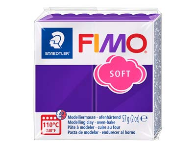 Fimo-Soft-Plum-57g-Polymer-Clay----Bl...