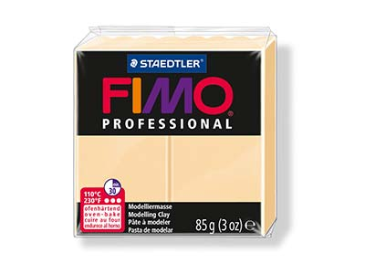 Fimo Professional Champagne 85g    Polymer Clay Block Fimo Colour     Reference 02