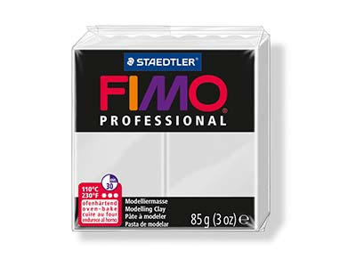 Fimo Professional Dolphin Grey 85g Polymer Clay Block Fimo Colour     Reference 80