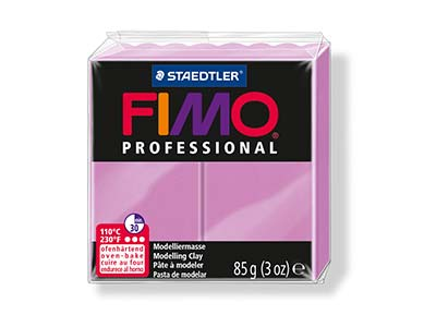Fimo Professional Lavender 85g     Polymer Clay Block Fimo Colour     Reference 62