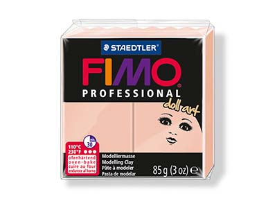 Fimo Professional Doll Art Rose 85g Polymer Clay Block Fimo Colour      Reference 432