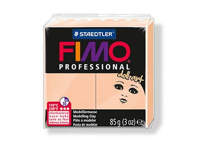 Fimo Professional Doll Art Cameo   85g Polymer Clay Block Fimo Colour Reference 435