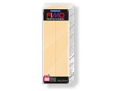 Fimo Professional Champagne 350g   Polymer Clay Block Fimo Colour     Reference 02