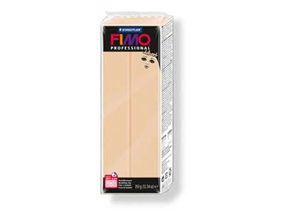 Fimo Professional Doll Art Sand     350g Polymer Clay Block Fimo Colour Reference 45