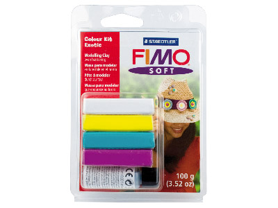 Fimo Colour Kit Exotic