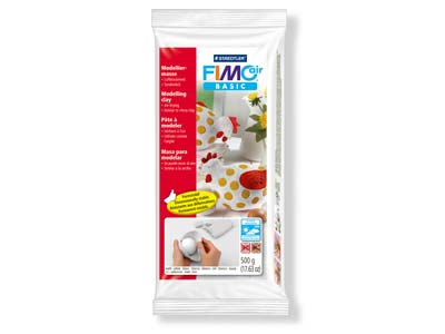 Fimo Air Basic White 500g