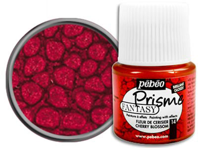 Pebeo Fantasy Prisme, Cherry       Blossom, 45ml