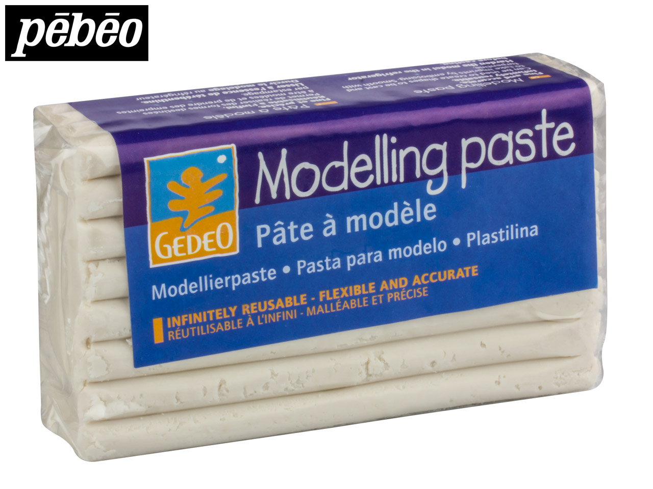 Gedeo Modelling Paste, 500g
