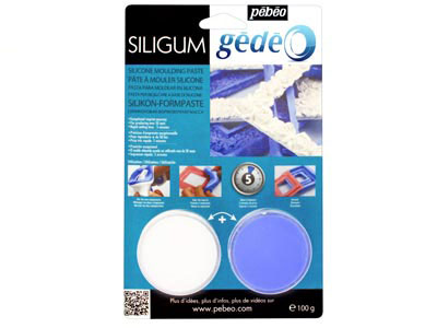 Gedeo Siligum Moulding Compound,   100g