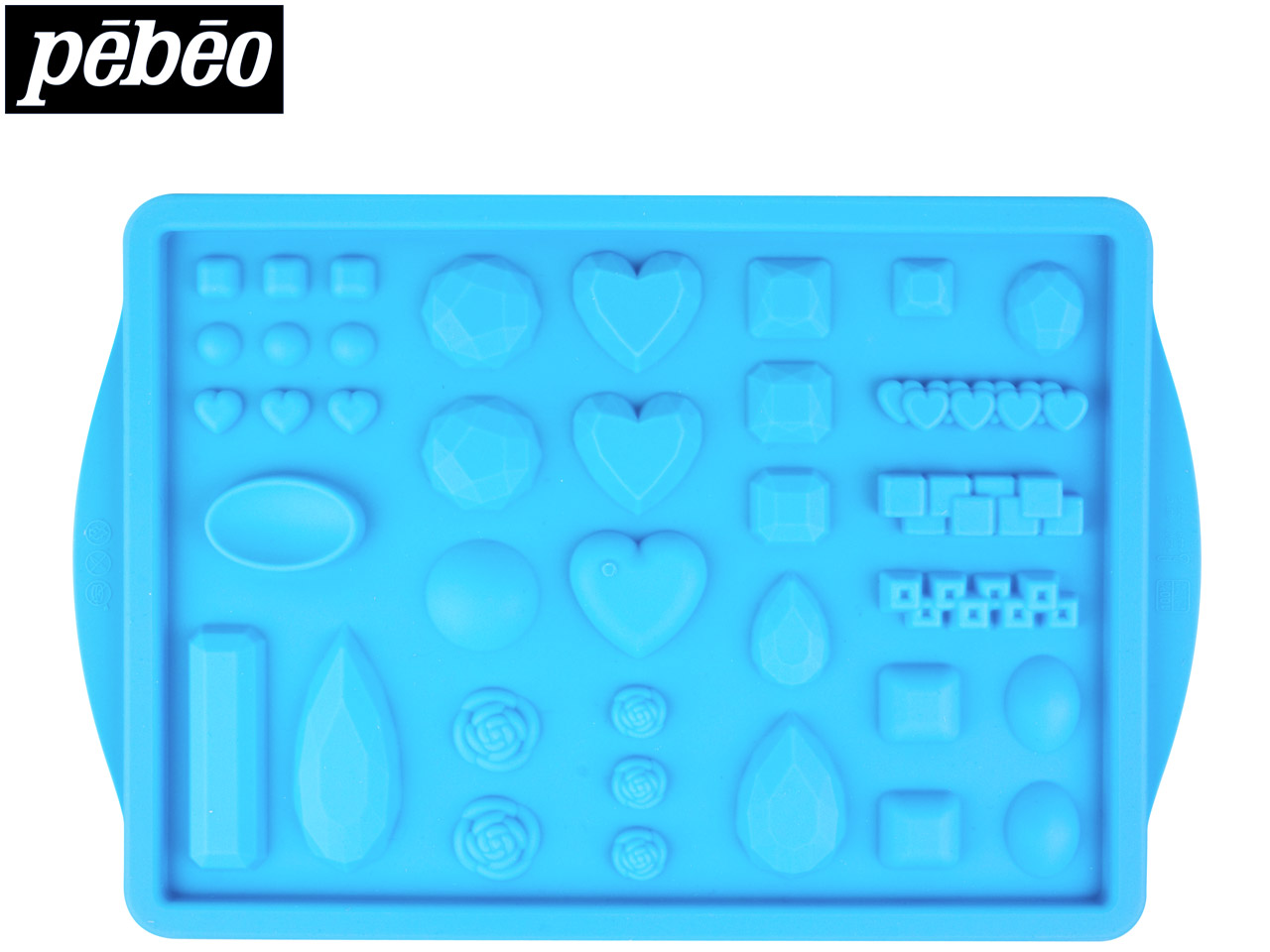 Pebeo Jewels Silicone Mould
