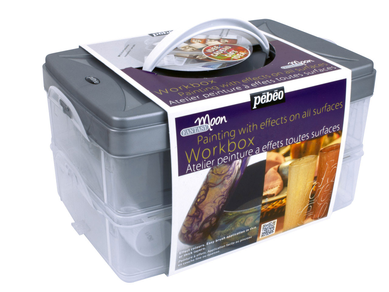 Pebeo Fantasy Moon Workbox
