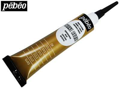 Pebeo Cerne Relief Gold 20ml