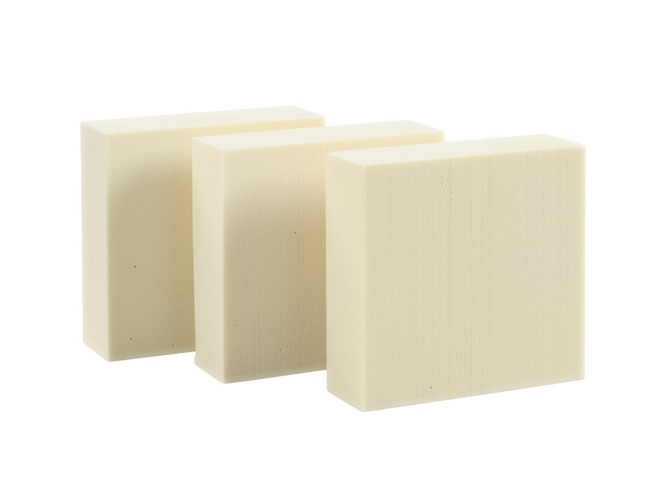 Sculpture Block Small Pack of 3    15x15x5cm
