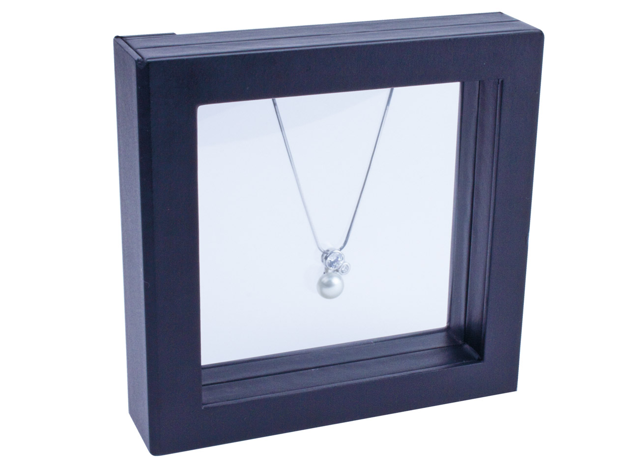 Black Large Window Display Box