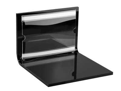Shop All Black Gloss Display Stands