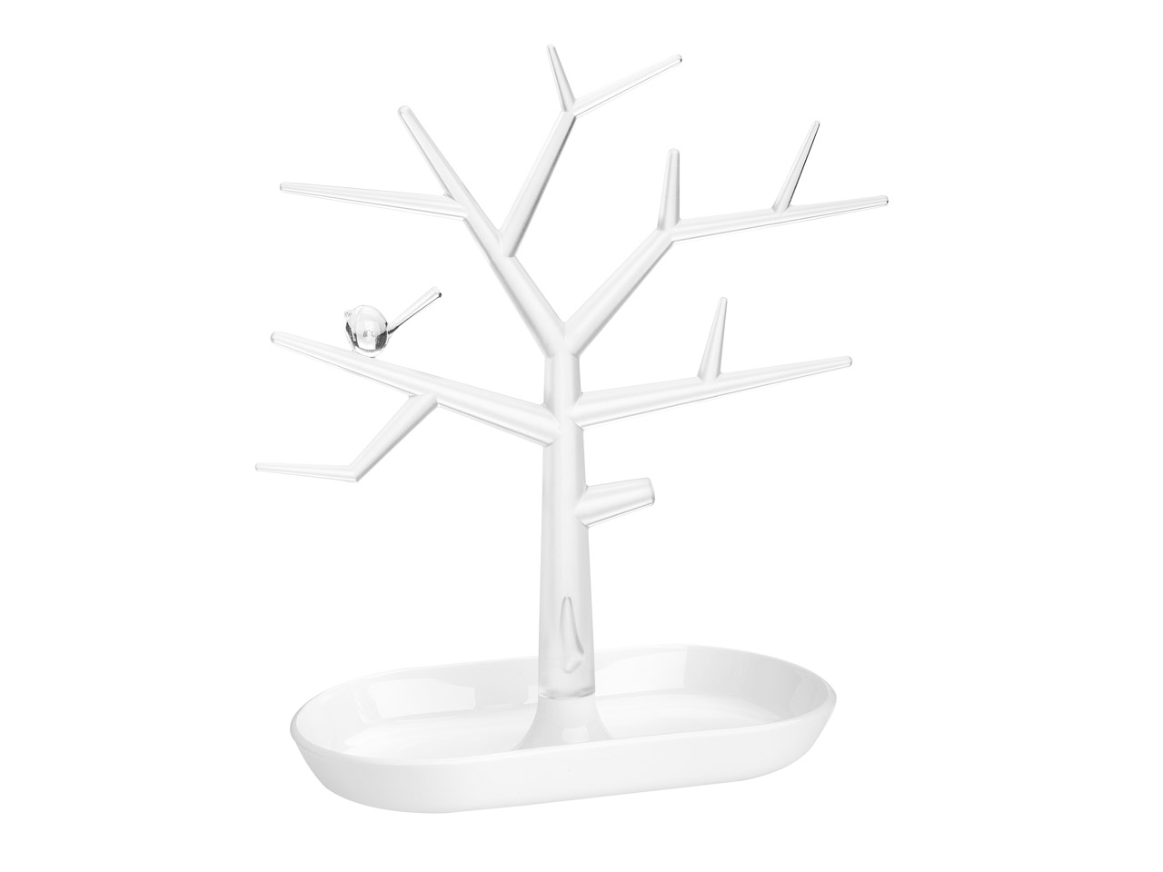 Koziol Small Clear Lifestyle Tree  Display