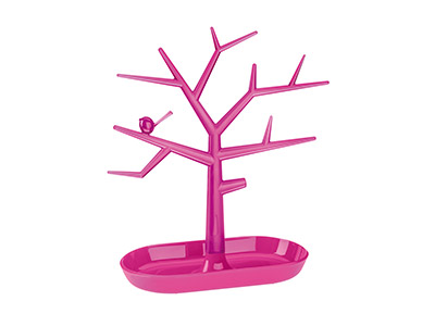Koziol Small Pink Lifestyle Tree   Display