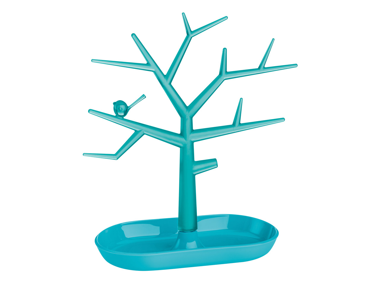 Koziol Small Blue Lifestyle Tree   Display