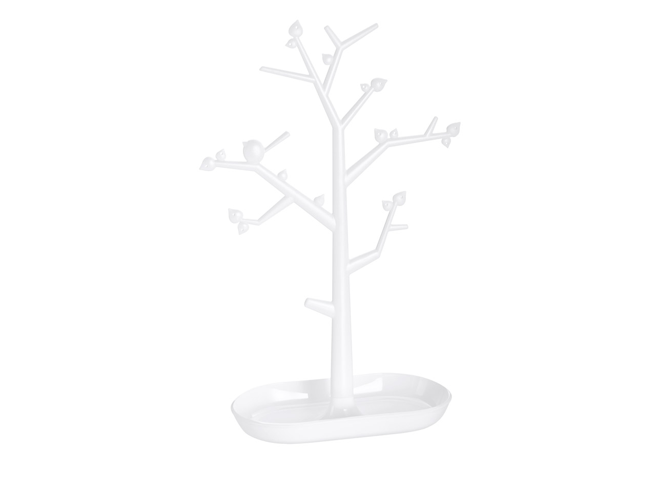 Koziol Large Clear Lifestyle Tree  Display