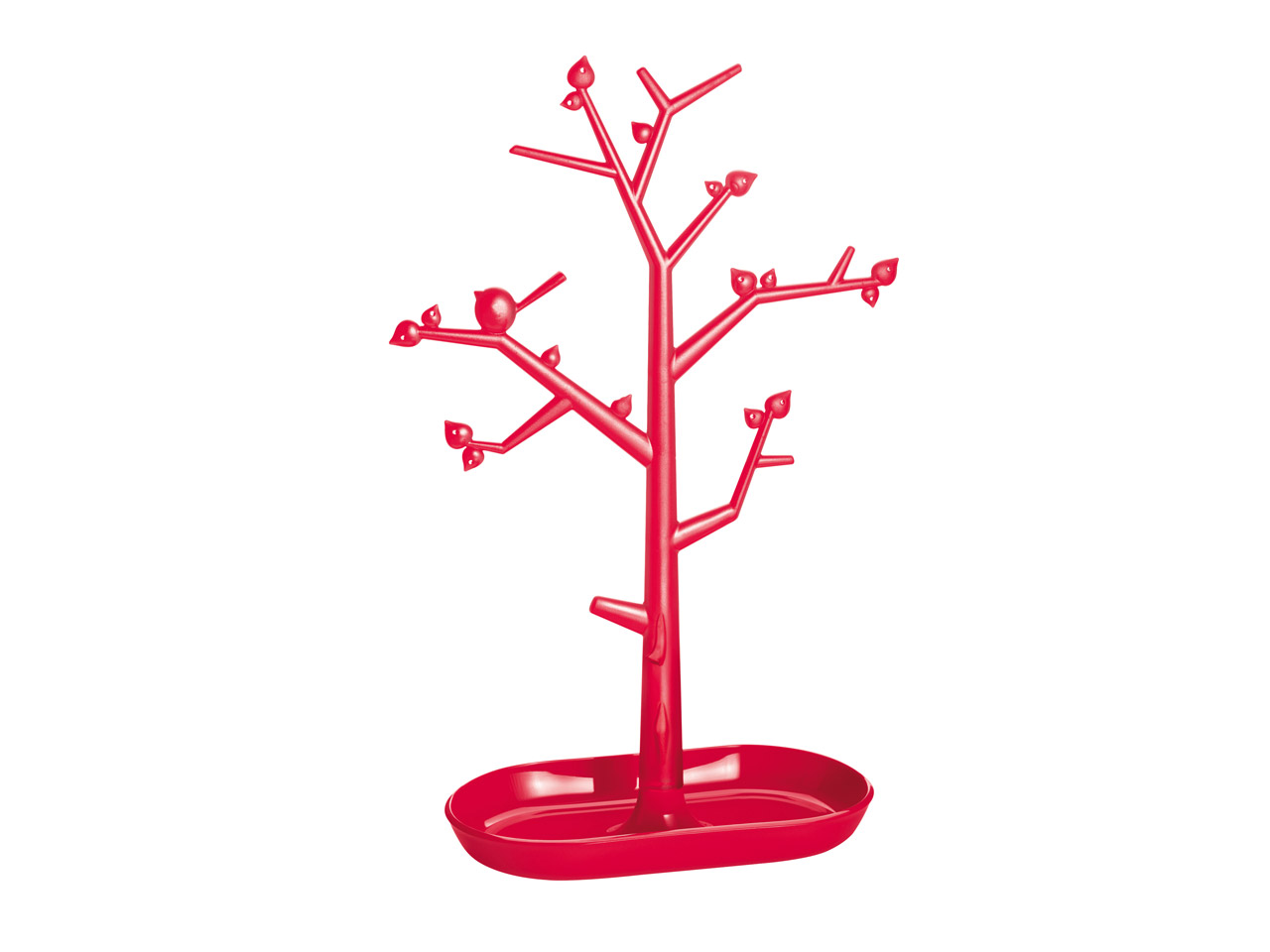 Koziol Large Red Lifestyle Tree    Display